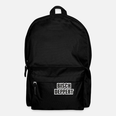 Stupidity Stupid, stupid, stupid, crazy, idiotic - Backpack