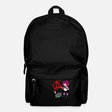 Punk Girl Punk Girl - Backpack