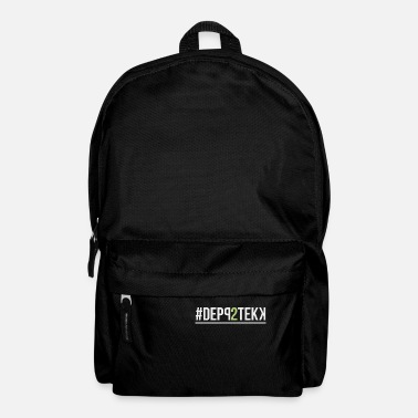 Depp2Tekk by HouseMixRoom RadioShow - Backpack