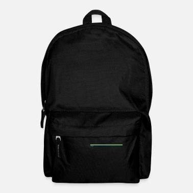 Zx Spectrum 48k zx spectrum inspired rainbow stripe - Backpack