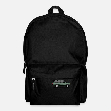 Discovery Car Classic Green - Backpack