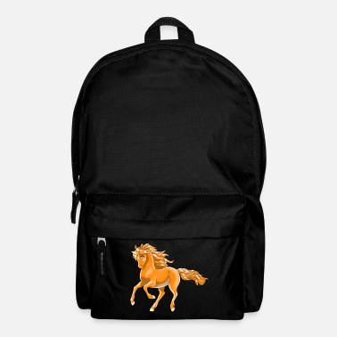 Gallop Galloping unicorn - Backpack