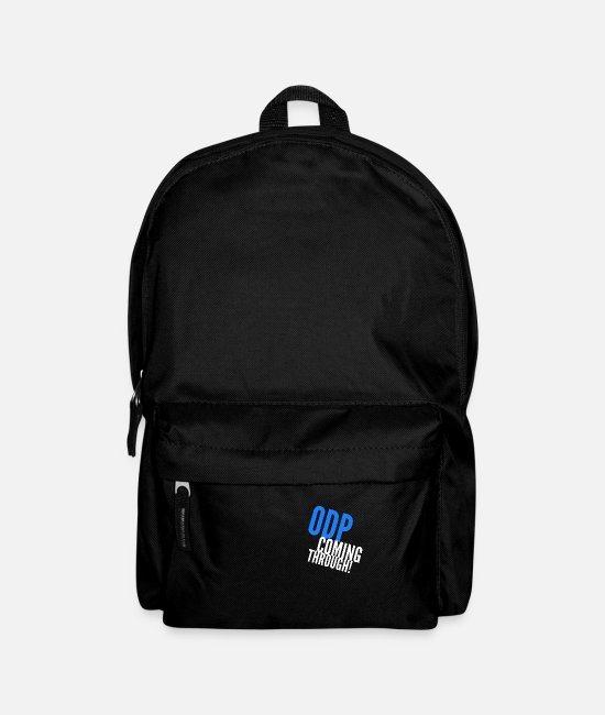 Operating Department Practice Bags & Backpacks - ODP coming through 2 - Backpack black