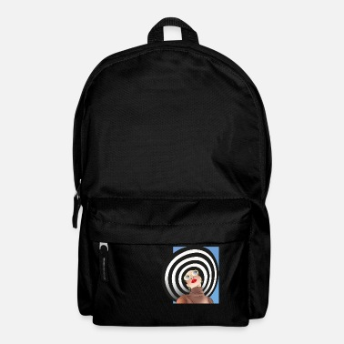 Shirt with print on the front - Backpack