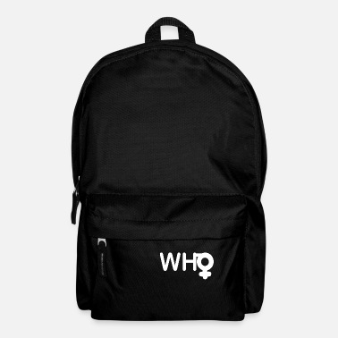 School Who new - Backpack