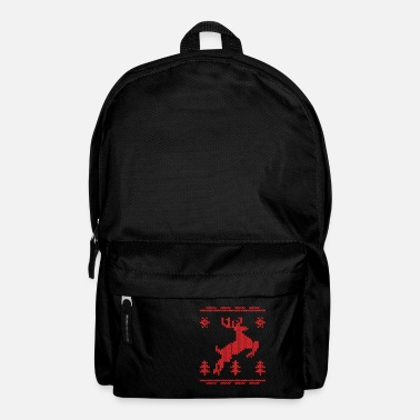 Chrismas chrismas patern - Backpack