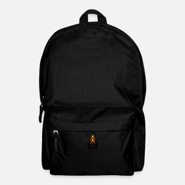 Abstract Abstract Triangle - Backpack
