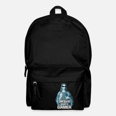 Christ Jesus Gamer Jesus Christ - Sac à dos