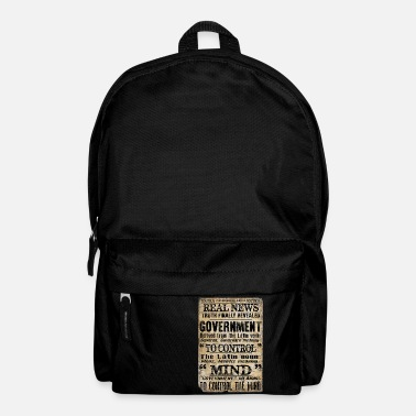 Government Governments - Backpack