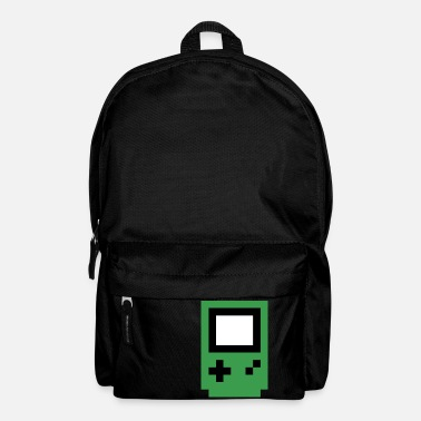 Console green console - Backpack