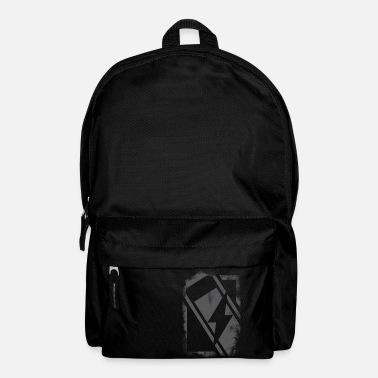 Grey Powered energized (grey) - Backpack