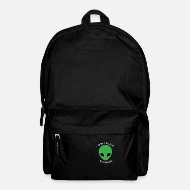 Aliens Alien Aliens Alien Ufo - Backpack