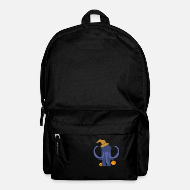 Halloween Space Mammoth - Rucksack