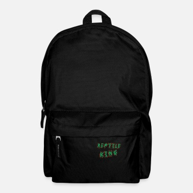 Reptile Reptile - Reptile King - Backpack