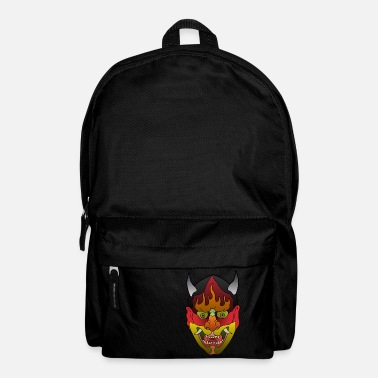 Asiatic Mask Asian Mask - Backpack