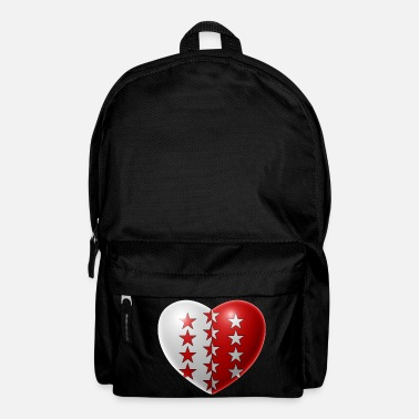 Canton Heart (Wallis) - Backpack