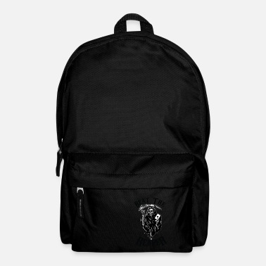 Beat the Reaper Black - Backpack