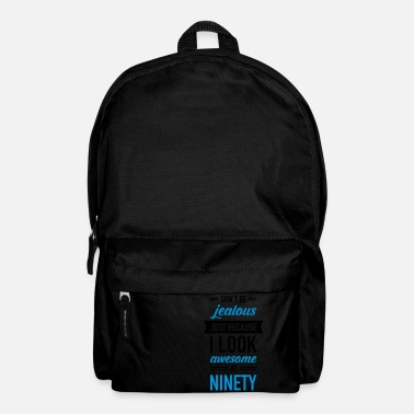 Nineties Awesome At Ninety - Backpack