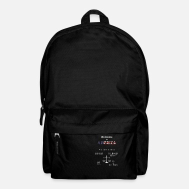 Injustice America's Dream Social Injustice - Backpack
