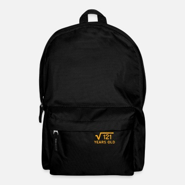 Root 11Square root of 121 11 years old 11th Birthday gi - Backpack