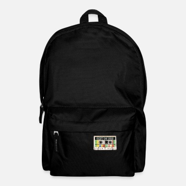 Best of 1980 Vintage Retro Casette 40th Birthday - Backpack
