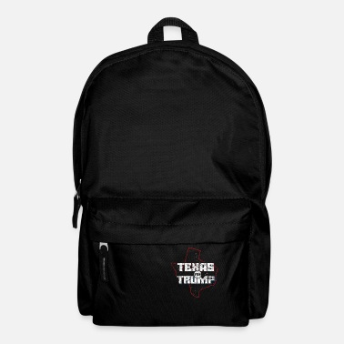 Live Texas cowboy country - Backpack