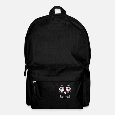 Halloween monster eyes - Backpack