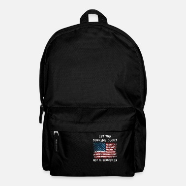 Court court america - Backpack