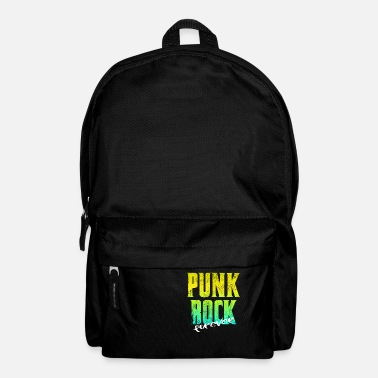 Ska Punk punks not dead punk rock - Backpack
