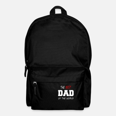 Easy The best Dad of the world - Backpack