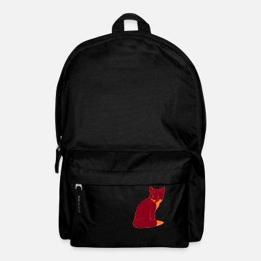 fox red smart - Backpack