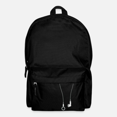 Mp3 MP3 headphones 2Clr - Backpack