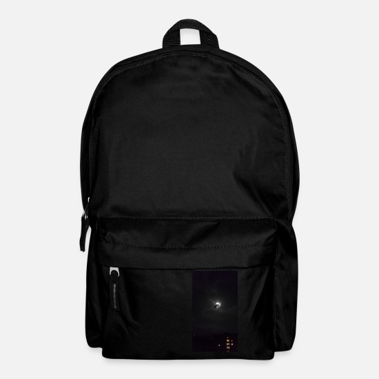 Hidden Bags & Backpacks - Tucked away in the clouds - Backpack black