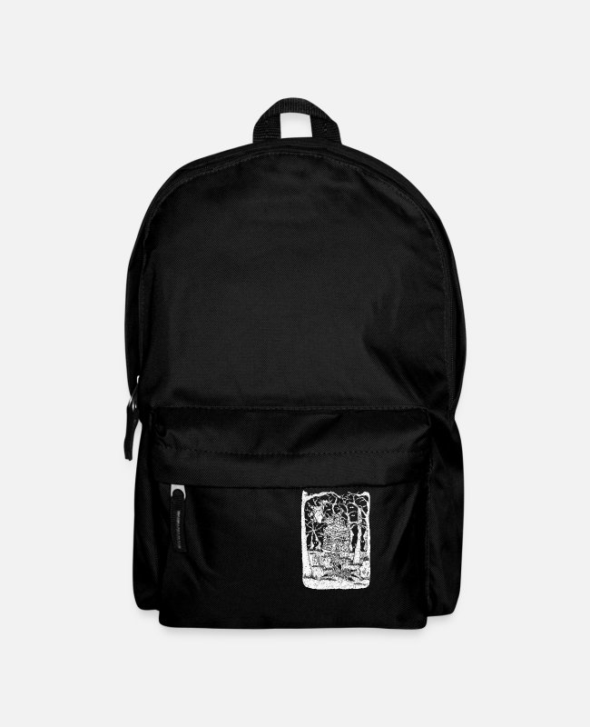 Creature Bags & Backpacks - Witch - Backpack black