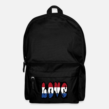 Country Love Netherlands - graffiti - Backpack