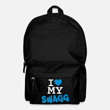 Swagg I love my swagg - Backpack