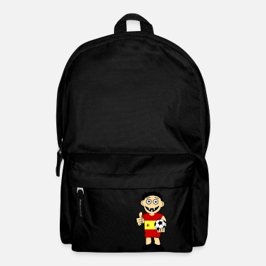 Spanish Spanish boy - Backpack
