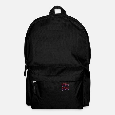 Girl GIRL'S GIRLS GIRLS - Backpack