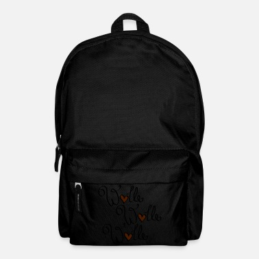 Wolle Wolle Wolle Wolle - Rucksack
