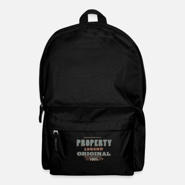 Property Property - Backpack