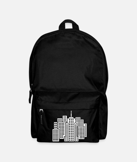 Town Bags & Backpacks - City - Backpack black