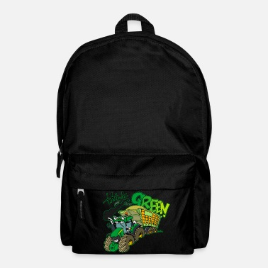 Think green border - Backpack