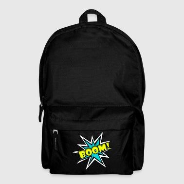 Comic Book Boom - Backpack