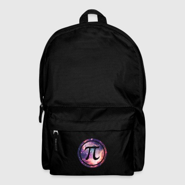 PI - Universum / Space / Galaxy  Nerd & Geek Style - Backpack