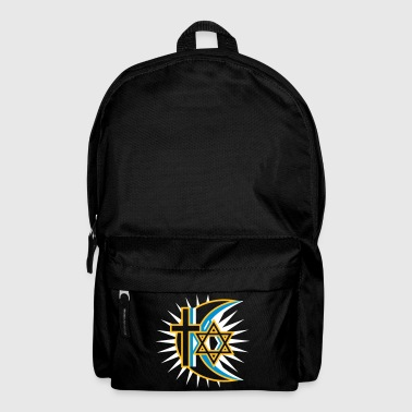 Three religions - Backpack