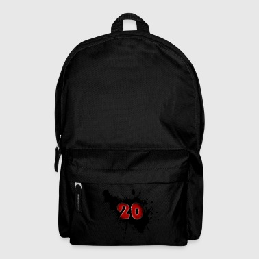 Date of birth 20 years - Backpack