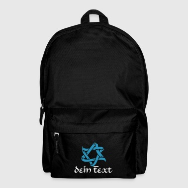 Star of David - Backpack