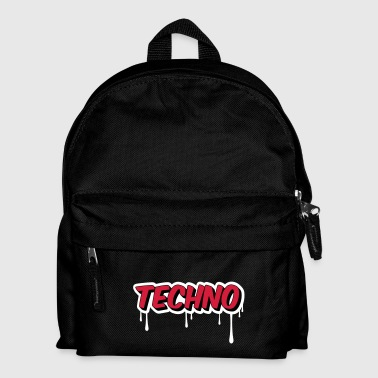 TECHNO - Party - Zaino per bambini