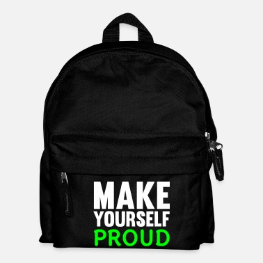 Trabajo Make Yourself Proud - Mochila infantil