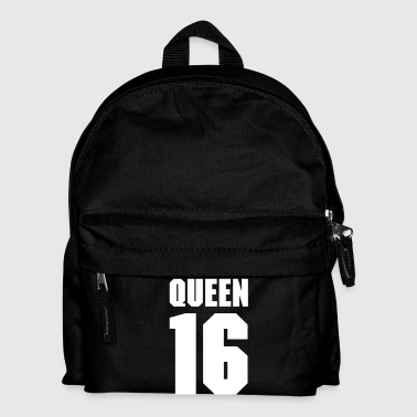 Queen 16 Teamplayer - Kinder Rucksack